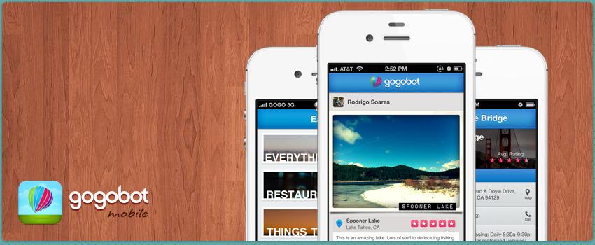 Gogobot Mobile